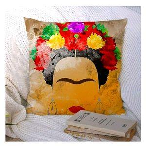 Frida Kahlo Decoractive Throw Pillow